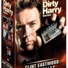 clint eastwood collection - dirty harry series DVD 5-movies on 5-discs 2001 warner