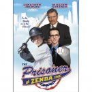 prisoner of zenda inc. - jonathan jackson + william shatner DVD platinum showtime new