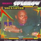 mighty sparrow - soca lover CD BLS records 11 tracks new