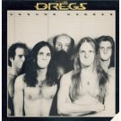 the dregs - unsung heroes CD 1981 arista 8 tracks used mint