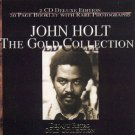 john holt - the gold collection GOLD CD 2-discs 2001 recording arts dejavu retro used mint