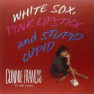connie francis - white sox pink lipstick and stupid cupid CD 5-disc boxset bear family used mint
