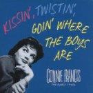 connie francis - kissin' twistin' goin' where the boys are CD 5-disc boxset bear family used mint