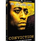 conviction - omar epps DVD 2003 paramount 99 minutes used mint