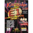 karaoke essential 450 volume 1 on 30 CD+G discs chartbuster karaoke new