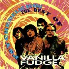 psychedelic sundae - the best of vanilla fudge CD 1993 rhino 18 tracks used mint