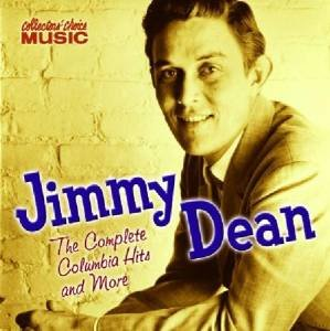 jimmy dean - complete columbia hits and more CD 2004 sony collector's choice 24 tracks
