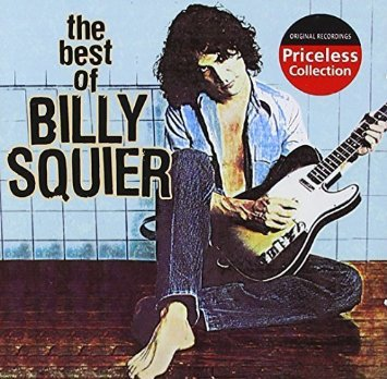 billy squier - best of billy squier CD 2004 EMI collectables 10 tracks used mint