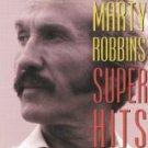 marty robbins - super hits CD 1995 sony 10 tracks used mint