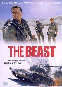the beast - george dzundza + jason patric DVD 2001 sony used mint