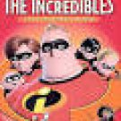 the incredibles DVD 2-disc collector's edition fullscreen 2005 disney used mint