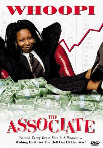 the associate starring whoopi goldber DVD buena vista 114 minutes used mint