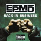 EPMD - back in business CD 1997 rush polygram 16 tracks used