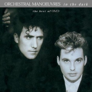 orchestral manoeuvres in the dark - best of OMD CD 1988 virgin disky 18 tracks used mint