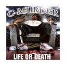 c-murder - life or death CD 1998 no limit priority 26 tracks used mint