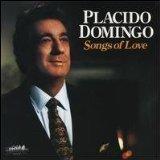 placido domingo : songs of love CD 2 discs 1995 heartland 24 tracks total used like new