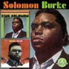 solomon burke - king solomon  / i wish i knew CD 2004 atlantic collectables 22 tracks used mint