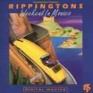 rippingtons featuring russ freeman - weekend in monaco CD 1992 grp 9 tracks used mint