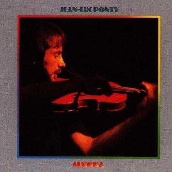 jean-luc ponty - aurora CD 1976 atlantic warner 8 tracks used mint