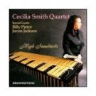 cecilia smith quartet - high standards CD 1996 brownstone 12 tracks used mint