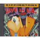 rippingtons - live in L.A. CD 1993 grp BMG Direct 10 tracks used mint