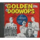 golden era of doo wops - apollo records part 3 CD 1996 relic records 20 tracks used mint