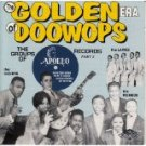 golden era of doo wops - apollo records part 2 CD 1996 relic 20 tracks used mint