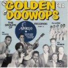 golden era of doo wops - apollo records part 2 CD 1996 relic 20 tracks used mint