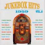 jukebox hits of 1959 vol.2 - various artists CD 1991 double d 29 trcks used mint