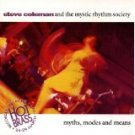 steve coleman and the mystic rhythm society - myths modes and means CD 1995 RCA used