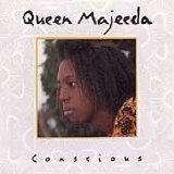 queen majeeda - conscious CD 1993 heartbeat 10 tracks used