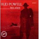 bud powell - jazz giant CD 1988 verve polygram 13 tracks used mint