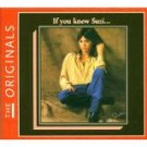 suzi quatro - if you knew suzi .... CD 2000 EMI plus used mint