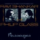 ravi shankar + philip glass - passages CD 1990 private 6 tracks used mint