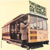 thelonious monk - thelonious alone in san francisco CD 1987 riverside 2005 concord 11 tracks