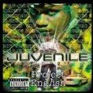 juvenile - project english CD 2001 cash money 16 tracks used mint