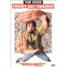 freddy got fingered - tom green DVD 2001 20th century fox widescreen used mint