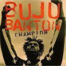 buju banton - champion / sensemilia persecution CD single 1995 polygram 4 tracks