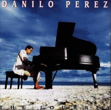 danilo perez - the journey CD 1994 RCA novus 11 tracks used
