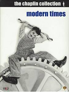 modern times - the chaplin collection DVD 2-discs 2003 warner new