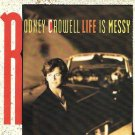 rodney crowell - life is messy CD 1992 sony 10 tracks used mint