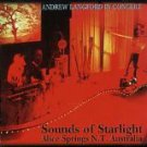 andrew langford in concert - sounds of starlight CD 1998 16 tracks used mint