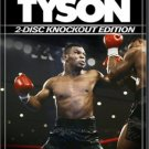 ESPN Classic Ringside - Mike Tyson Two-Disc Knockout Edition DVD 2006 used mint