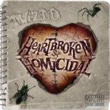 twiztid - heartbroken & homicidal CD 2010 psychopathic 15 tracks used mint