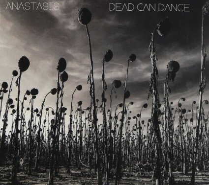dead can dance - anastasis CD 2012 pias america 7 tracks used mint