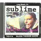 sublime - robbin' the hood CD 1994 gasoline alley MCA 21 tracks used mint