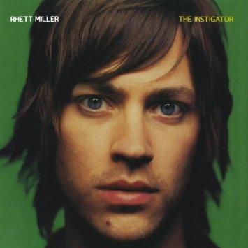 rhett miller - instigator CD 2002 12 tracks used mint