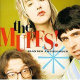 the muffs - blonder and blonder CD 1995 reprise 14 tracks used mint