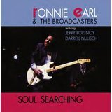 ronnie earl & broadcasters featuring portnoy + nulisch - soul searching CD 1988 black top 11 tracks