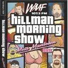 mantown 2004 WAAF 107.3FM hillman morning show - miss mantown DVD 2003 entercom used mint